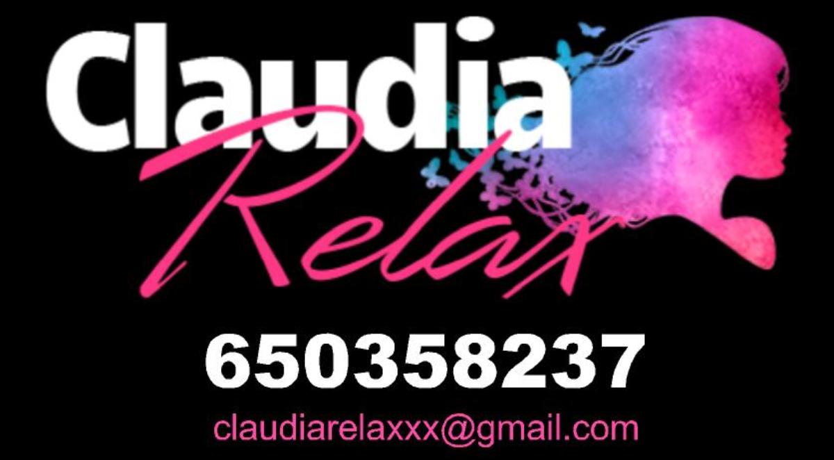 650358237 | CLAUDIA RELAX | Agencia de escorts