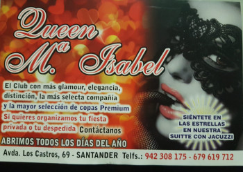942308175 | QUEEN MªISABEL | Santander